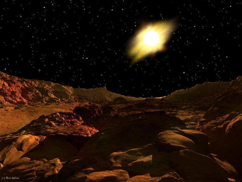 Si duket lindja e diellit në planetë të ndryshëm?